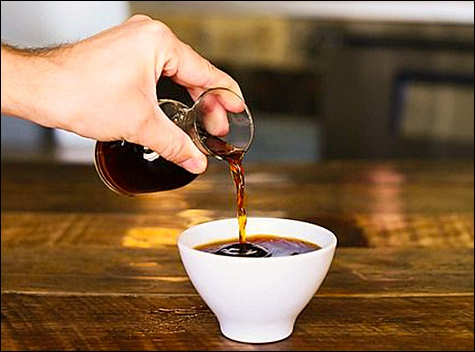 Количество кофе