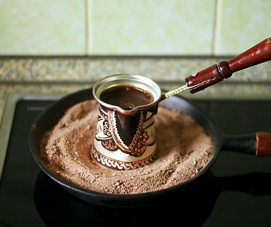 Выбор песка
