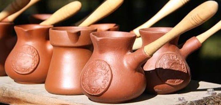 Глиняные турки