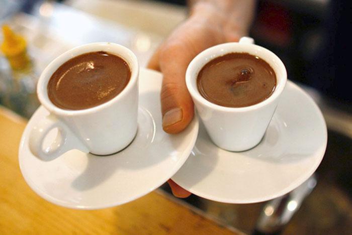 Описание кофе