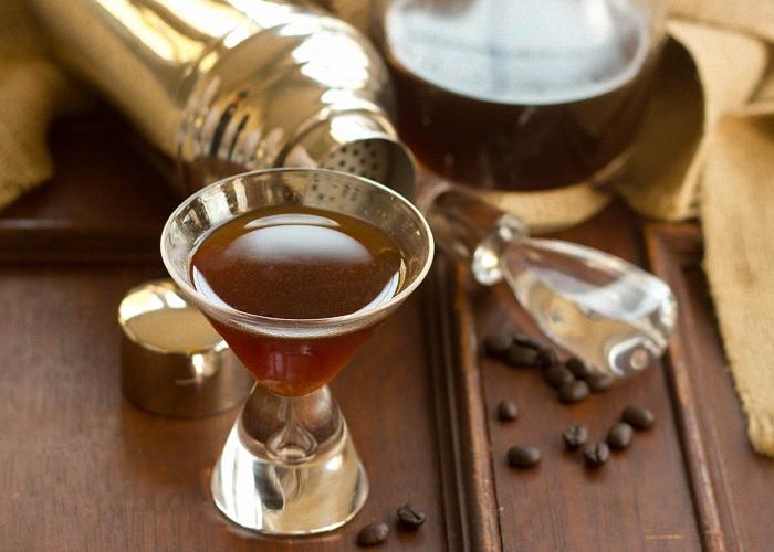 Ликер со вкусом кофе