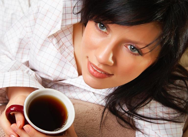 кофе на ранних сроках