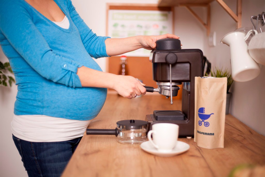 натуральный кофе и беременность