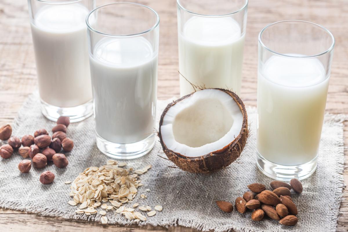 растительное молоко к кофе