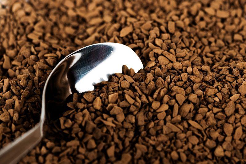 сублимированный растворимый кофе