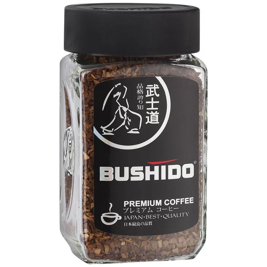 кофе бушидо блэк катана