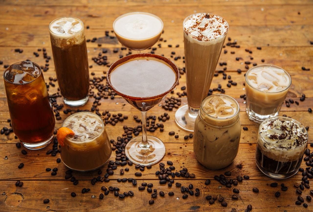 кофейные коктейли