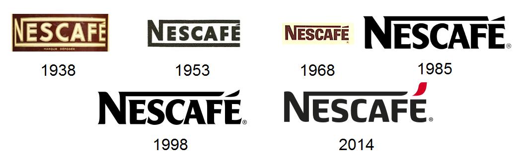 логотип нескафе