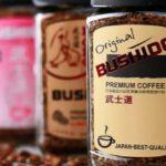кофе бушидо