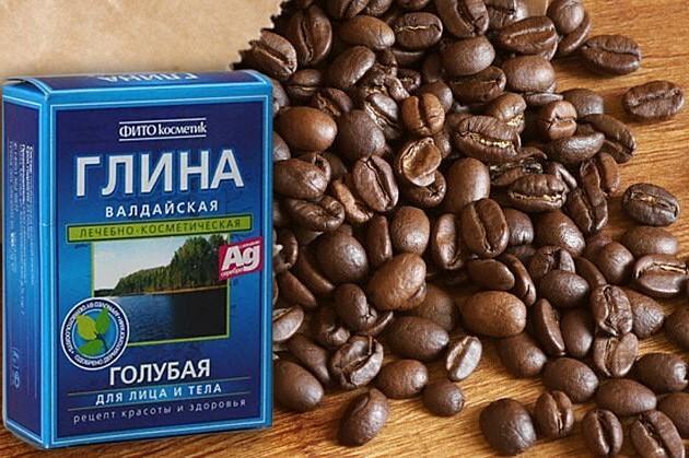 Кофе и глина