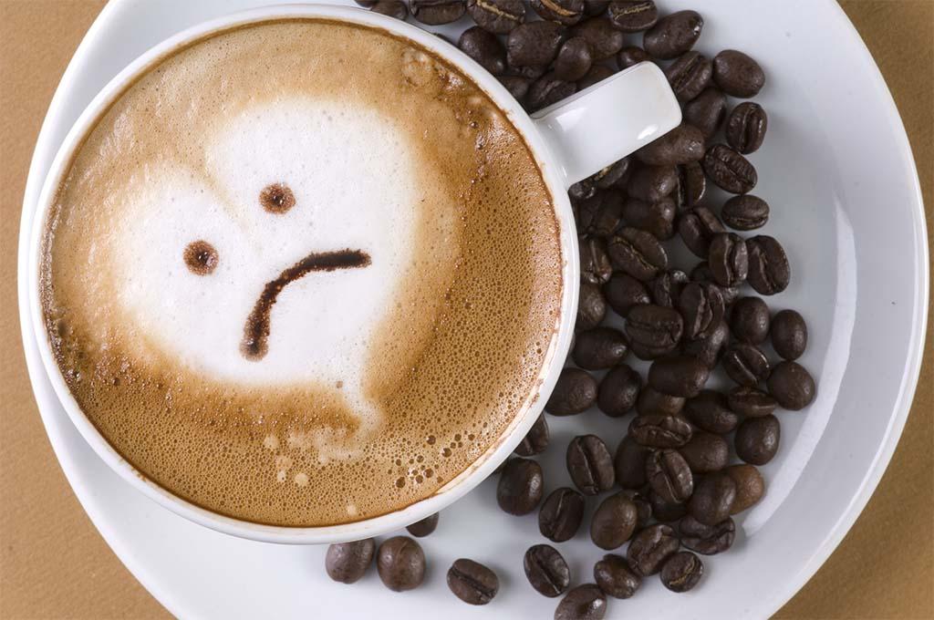 Вредный кофеин