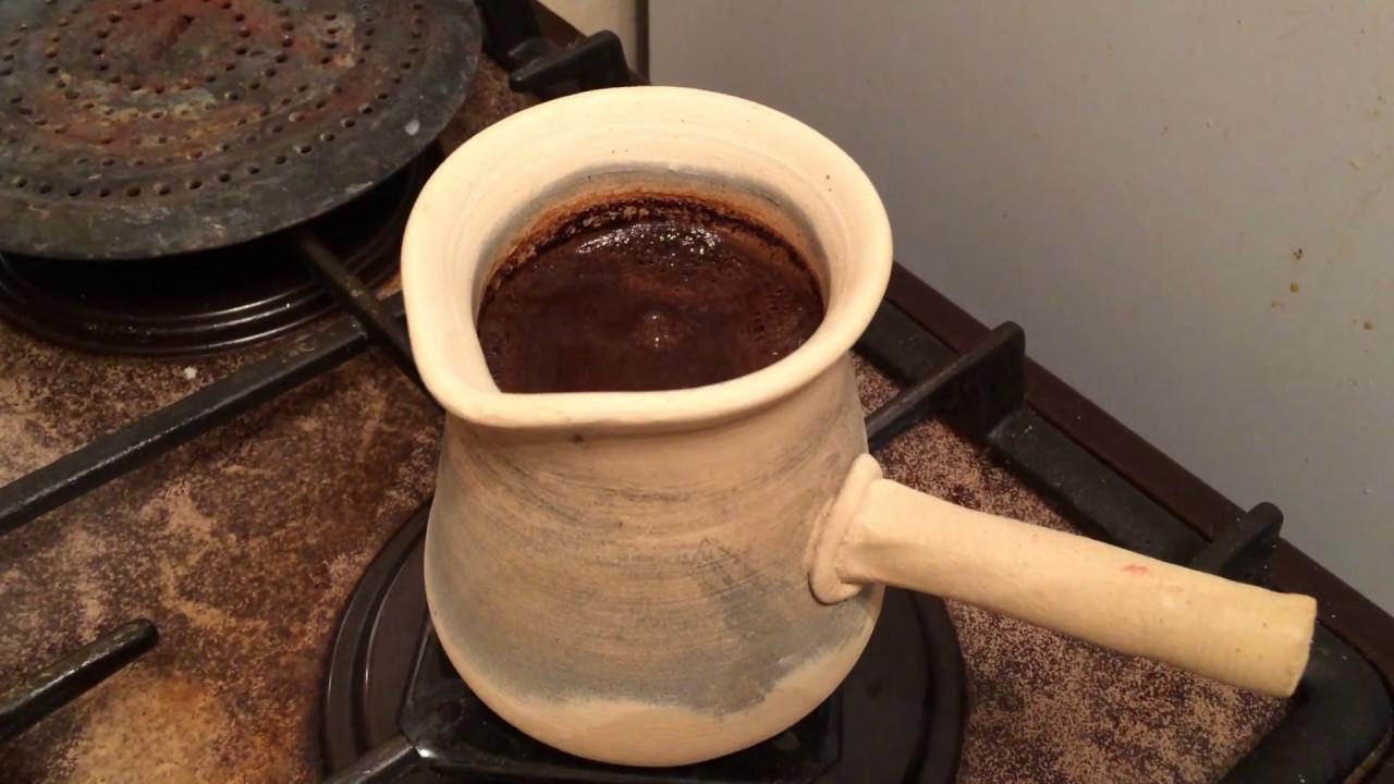 Варим кофе правильно