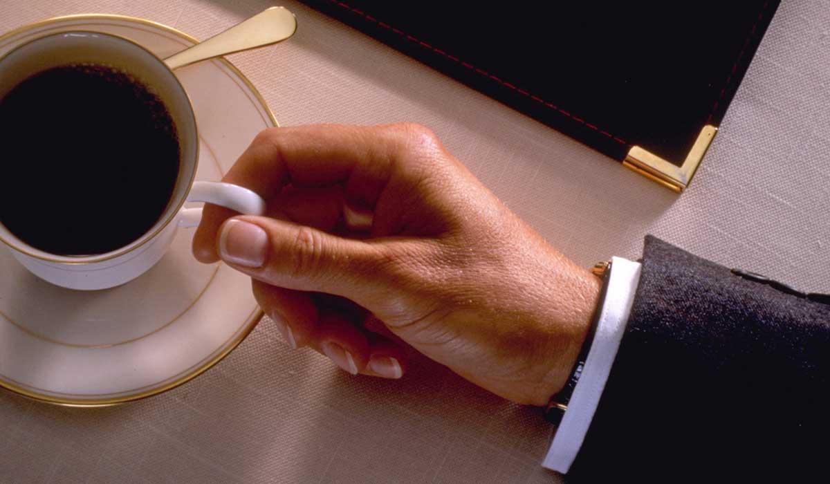 Вред кофе на организм мужчины