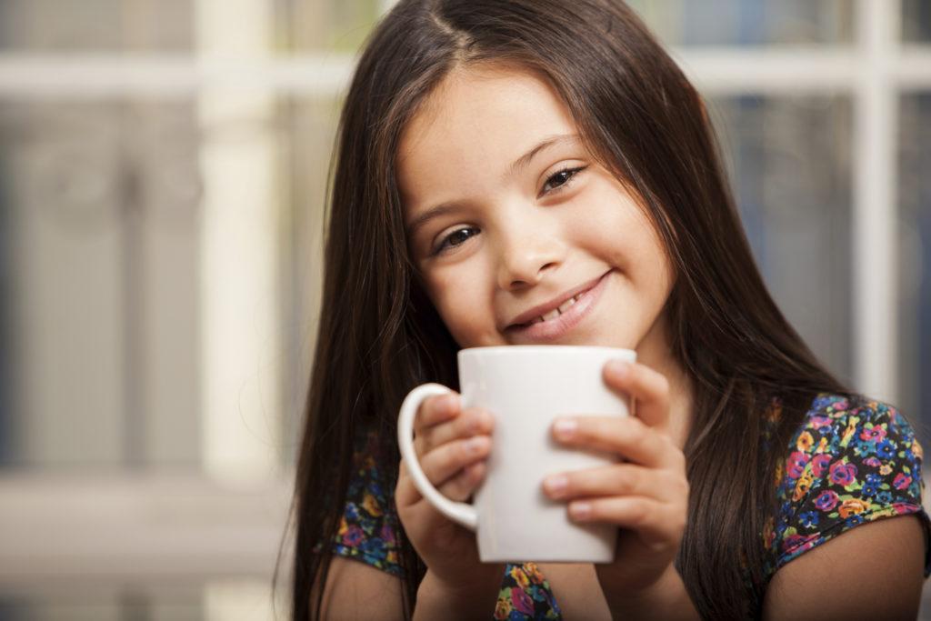 Можно ли кофе ребенку 13 лет