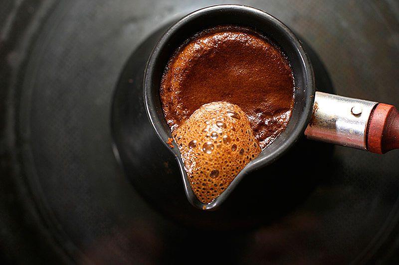 Варим кофе