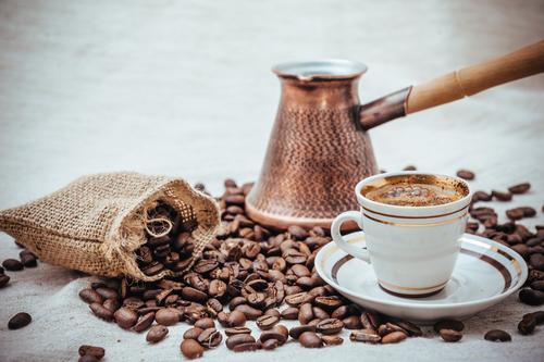 Свежесваренный кофе