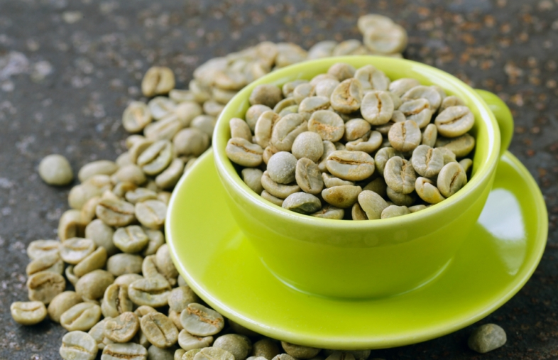 История зеленого кофе