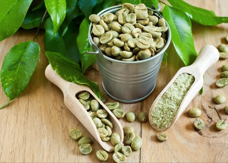 зеленый кофе при беременности и лактации
