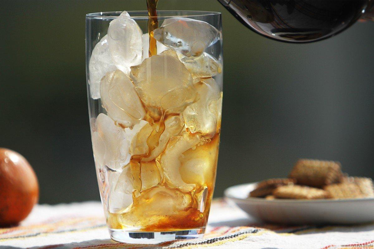 лед для кофе