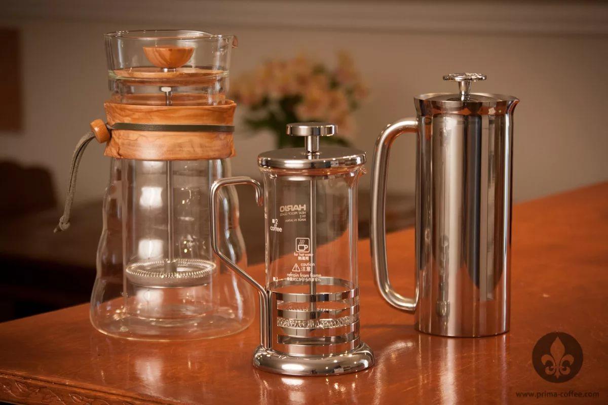 френч-пресс для кофе и чая