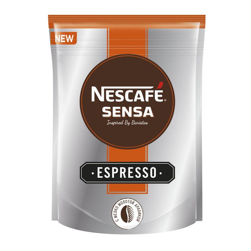кофе нескафе сенса