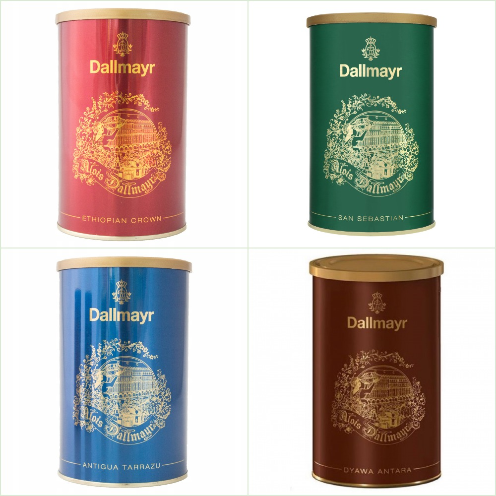 селекционные сорта кофе Даллмайер