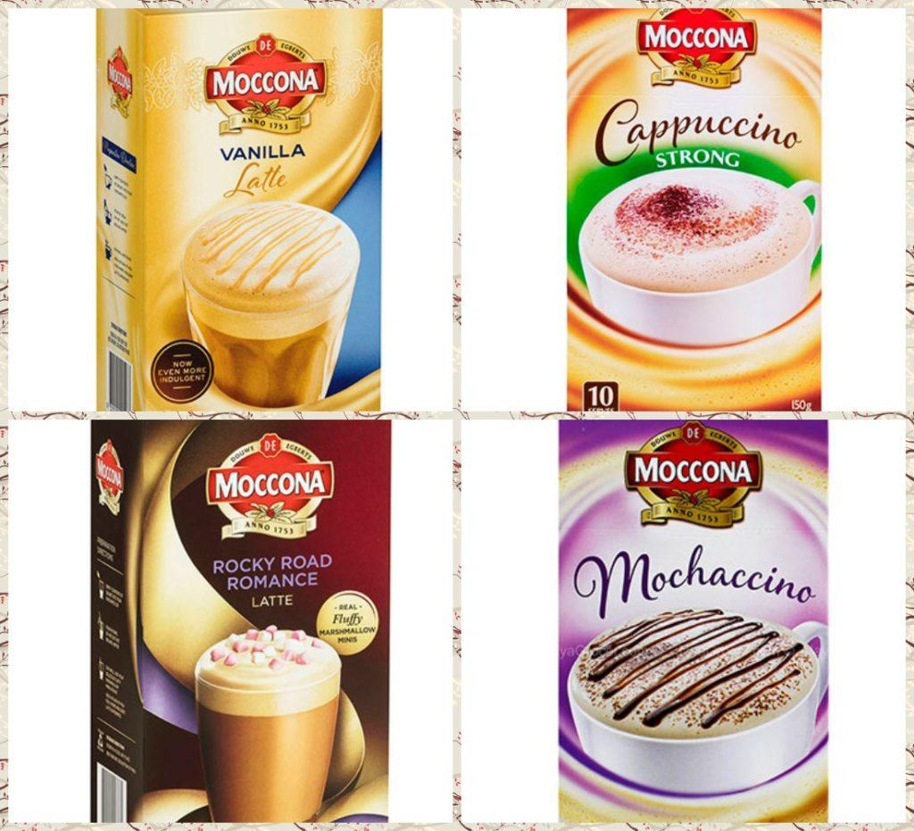ароматизированный кофе Моккона