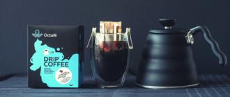 дрип-кофе