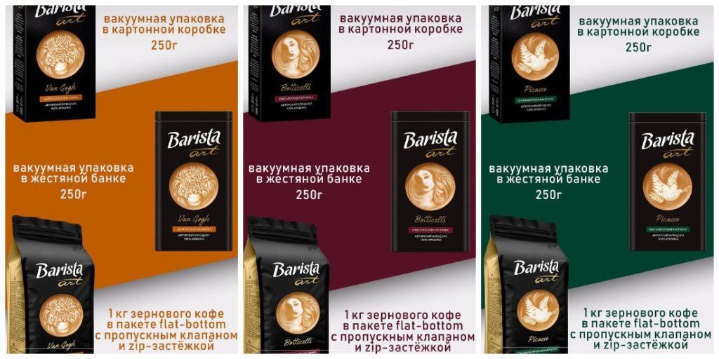 кофе Бариста Арт
