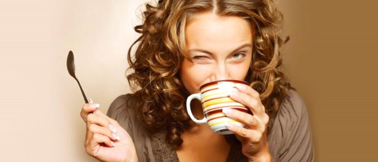 влияние кофе на кожу