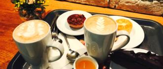 кофейни в Москве